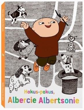 Hokus-pokus, Albercie Albertsonie - film DVD