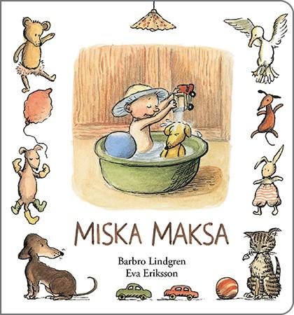 Miska Maksa <i>-- kartonowa</i>