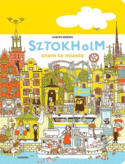 Sztokholm - znam to miasto