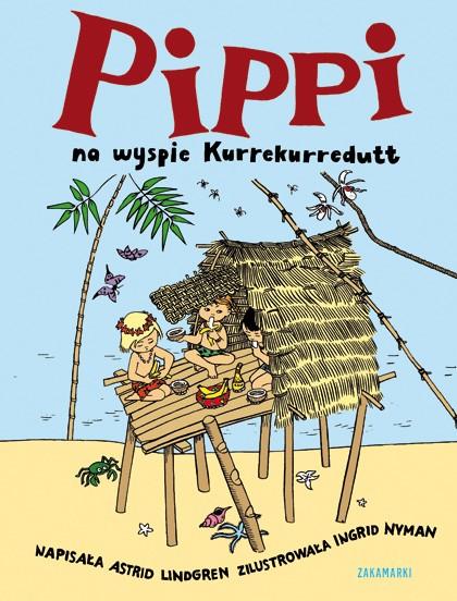 Pippi na wyspie Kurrekurredutt