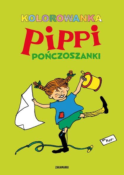 Kolorowanka Pippi Pończoszanki