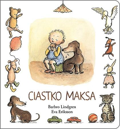 Ciastko Maksa -- kartonowa