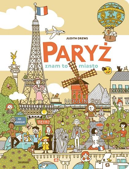 Paryż - znam to miasto